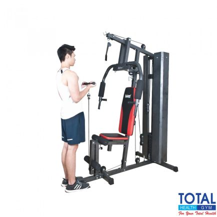 Home Gym TL-HG008 HOMEGYM TOTAL 1 SISI WITH COVER BEBAN 50Kg 6 model5